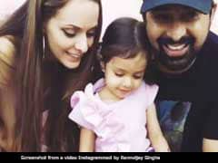 Neha Dhupia And Soha Ali Khan Share Inside Photos From Rannvijay's Daughter Kainaat's Fun-Filled Birthday Bash