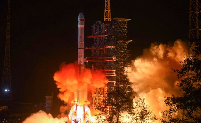 China Lands Probe On 'Dark Side' Of Moon In Global First: State Media