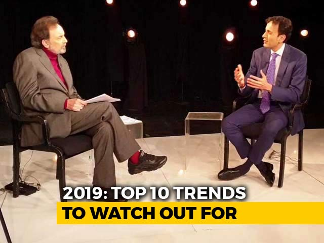 Video : Prannoy Roy, Global Investor Ruchir Sharma On Top 10 Trends Of 2019