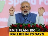 Video : PM To Launch BJP Poll Campaign In Northeast Amid Protests, Boycott Call
