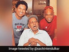 Sachin Tendulkar Recalls First Tip He Received From Late Cricket Coach Ramakant Achrekar