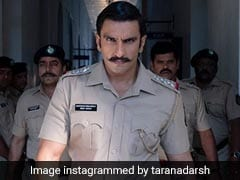 <I>Simmba</i> Box Office Collection Day 11: Ranveer Singh's Film Is This Close To Rs 200 Crore