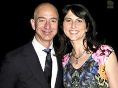 "Jeff Bezos, Wife Divorcing After 25 Years ""Of Loving Exploration"""