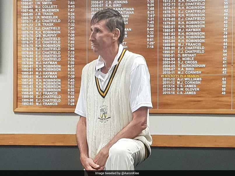 New Zealand Cricketer Ewen Chatfield Retires At 68