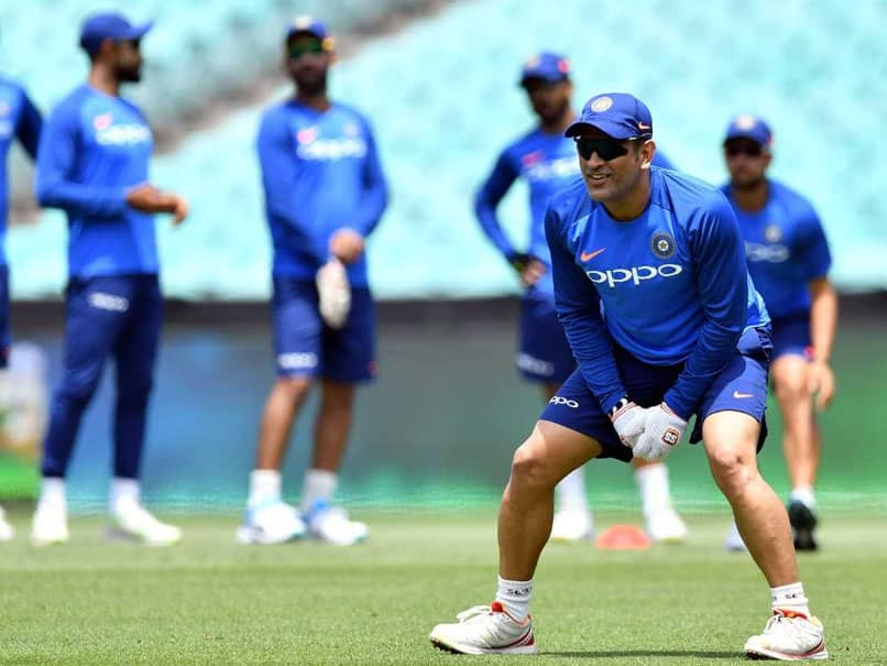 """""""MS Dhoni Is One Of The Best"""": Tim Paine Lauds Indias Former Captain"""