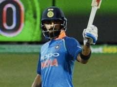 Virat Kohli Creates History, Named Test, ODI And Cricketer Of The Year 2018
