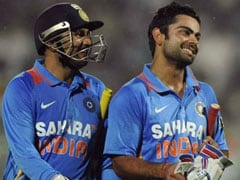 Virat Kohli Zeroes In On Another Milestone As Virender Sehwag's Record Comes Under Threat