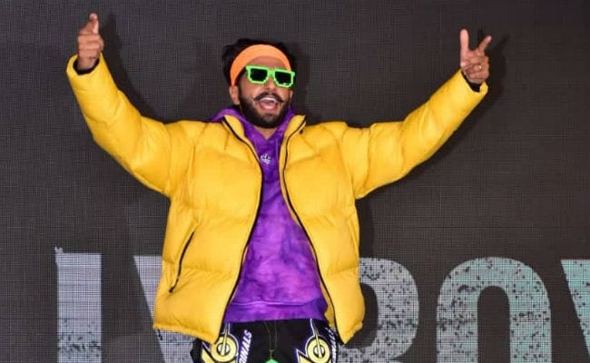 Ranveer Singh: Was Born To Do Gully Boy, Would've Been Jealous If Any Other Actor Was Cast