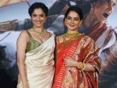 Ankita Lokhande On <i>Manikarnika</i> Controversy: 'Was Confident There Will Be A Way Out'