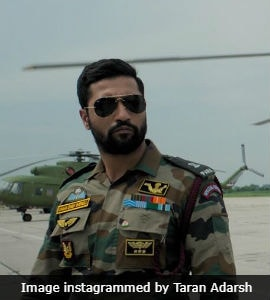 Uri The Surgical Strike Box Office Collection Day 6 Vicky