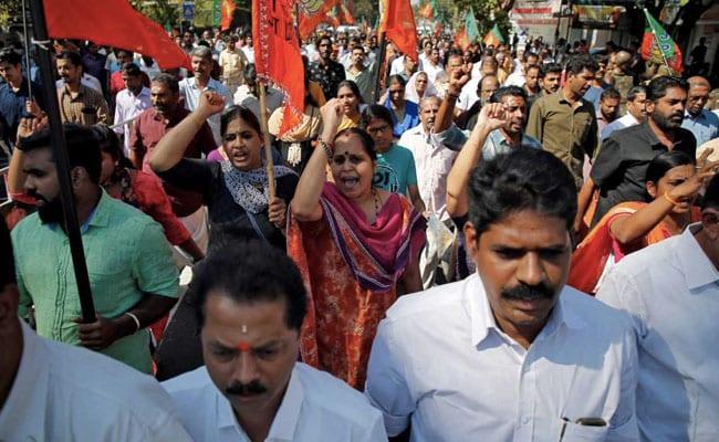 Sabarimala Highlights: Women Who Entered Faced No Opposition From Devotees, Says Pinarayi Vijayan