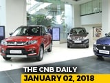 Video : December Sales - Cars And Bikes, Indian Oil Fuel Delivery
