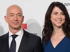 """Will Be Beauty"": Trump 'Wishes' Jeff Bezos On Divorce Amid Affair Buzz"