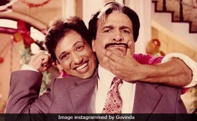 Kader Khan's Son On Govinda's 'Father Figure' Comment: 'Has He Even Bothered To Call Us Once?'
