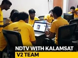 Video : Meet Chennai's Young Kalamsat V2 Team. ISRO Launches Their Satellite Today