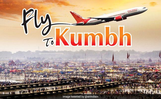 कुंभ श्रद्धालुओं के लिए Air India का तोहफा, इस दिन मिलेंगी ये खास Flights