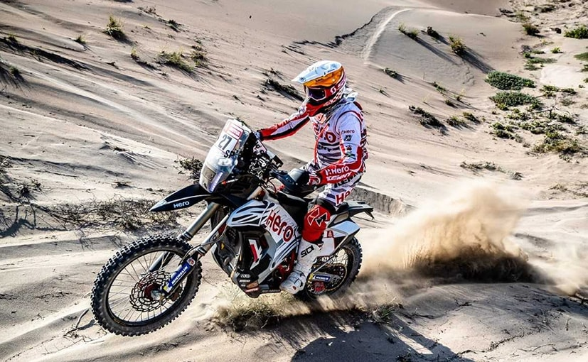 Dakar Rally 2019: Oriol Mena Breaks Into Top 10 In Stage 8; Aravind KP Climbs To 39th Overall