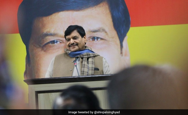 'Totally Ready': Shivpal Yadav's Offer For Congress In Uttar Pradesh