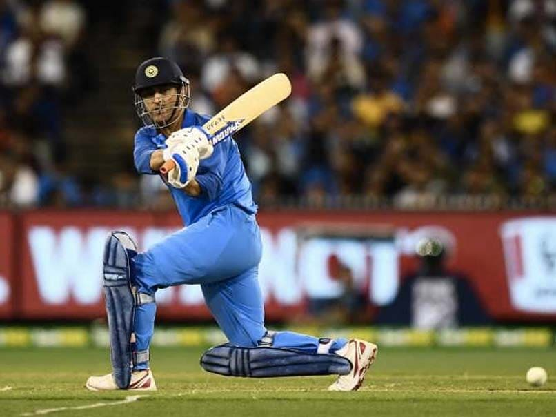 India vs New Zealand: MS Dhoni On Verge Of Breaking Sachin Tendulkar