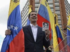 Venezuela's Juan Guaido Declares Himself Interim President