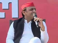 Officer Probing ''Role'' Of Akhilesh Yadav In Illegal Mining Case Shifted