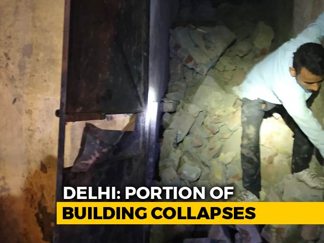 Video : 5-Year-Old Among 7 Killed In Gas Cylinder Explosion At Factory In Delhi