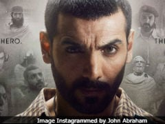 After Romeo, John Abraham Introduces Fans To Akbar From <i>Romeo Akbar Walter</i>