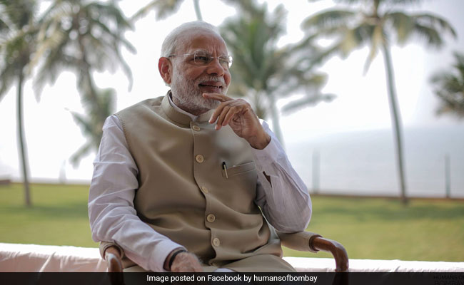 'That's How I Learnt To Speak Hindi...': PM Modi Shares On Facebook Site