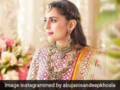 New Pics Of Shloka Mehta From Isha Ambani's Wedding Dazzle Instagram