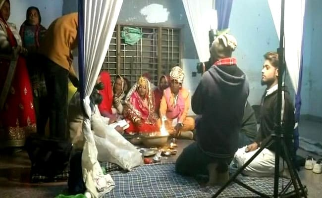Bride Shot At In Delhi, Returns From Hospital For Wedding Ceremony