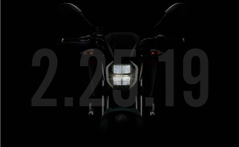 Zero Teases New Electric Motorcycle