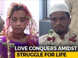 Video : Critical After Suicide Bid, Telangana Couple Get A Hospital Wedding