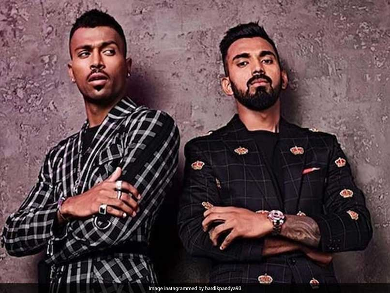 COA Wednesday issued a show cause notice to Indian cricketers Hardik Pandya and K L Rahul