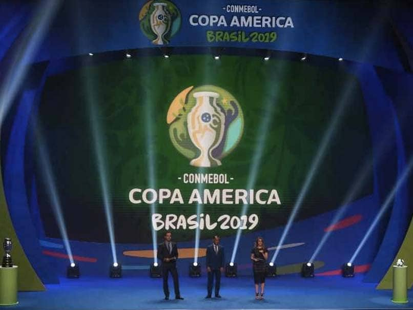Brazil Given Kind Copa America 2019 Draw, Argentina Land Colombia