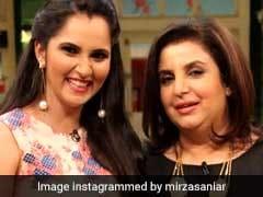 सानिया मिर्जा ने फराह खान को किया फोन, नहीं मिला जवाब तो टेनिस स्टार ने इंस्टाग्राम पर बताई दास्तान