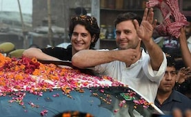 From Dubai To US, Scripting Of Priyanka Gandhi Vadra's Political Plunge
