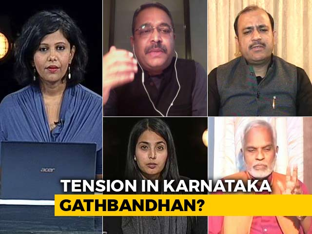 Video : Is The Karnataka Coalition Government Undergoing A Meltdown?