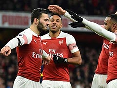 PL: Arsenal Bounce Back To Rout Feeble Fulham