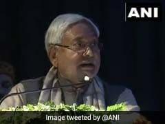 नीतीश कुमार ने आरक्षण की सीमा बढ़ाए जाने की वकालत की, जातिगत मतगणना को बताया जरूरी