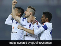 Indian Super League: Delhi Dynamos Start New Year With 2-0 Win Over Kerala Blasters