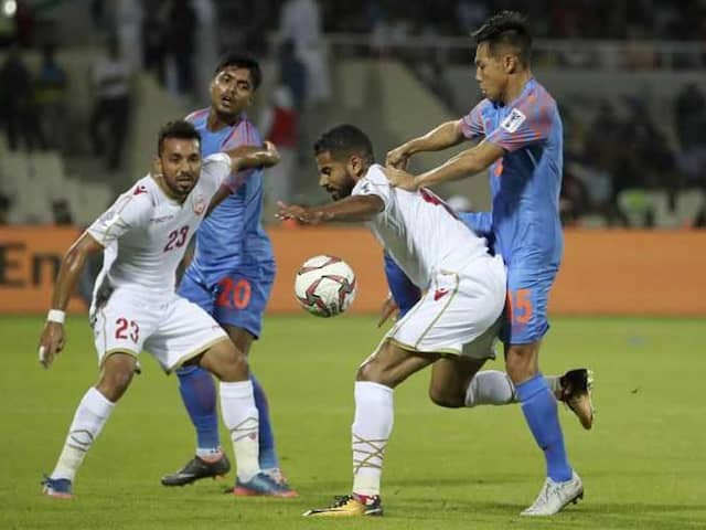 AFC Asian Cup 2019, India vs Bahrain Highlights Football Score: Bahrain Score Last-Gasp Penalty To Break Indian Hearts