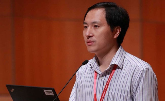 China to Punish Scientist Behind Gene-Edited Babies