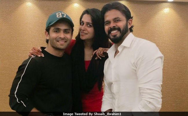 Bigg Boss 12: Dipika Kakar And Sreesanth's Happy Reunion In Pics