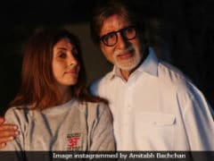 Amitabh Bachchan And Shweta Nanda's '<i>Bol-Bachchan</i>' On Monday Morning Be Like