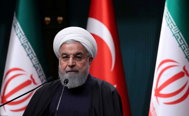 Hassan Rouhani Says UK PM Boris Johnson's 'Familiarity' With Iran Will Help Ties