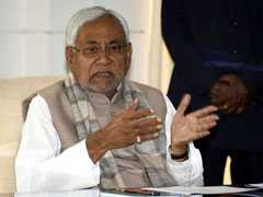"Bihar May Be Heading For A ""Terrible Drought"", Says Nitish Kumar"