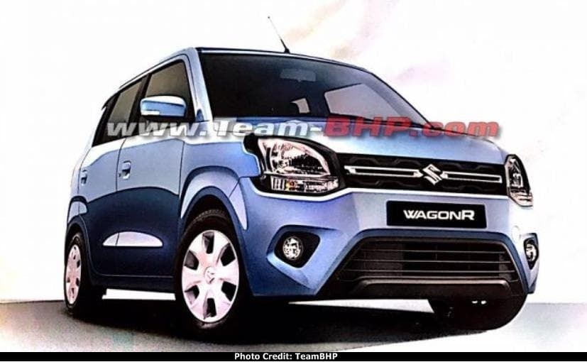 The new 2019 Maruti Suzuki Wagon R will be primarily offered in 3 variants - LXI, VXI, and ZXI