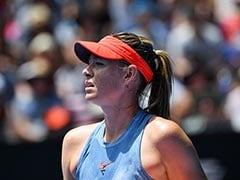 Australian Open 2019: Maria Sharapova Crashes Out, Petra Kvitova Crushes Teen On Way To Quarters