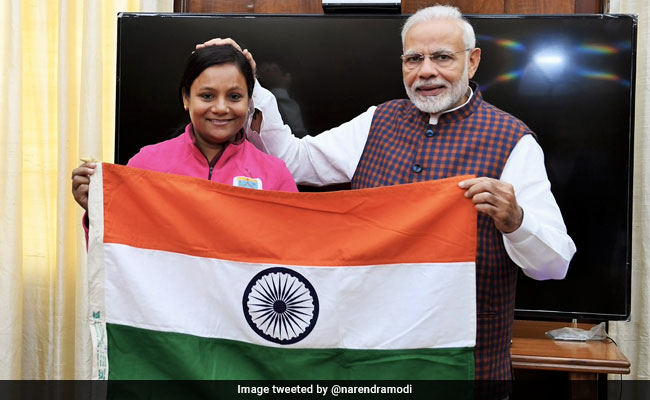PM Modi Congratulates First Woman Amputee For Scaling Mount Vinson