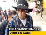 Video : Case Against Assamese Singer For Alleged Remarks On Bharat Ratna